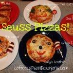 Dr. Seuss Pizzas!