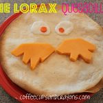 Lorax Themed Food