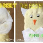 Eggbert the Easter Egg Puppet and Song!