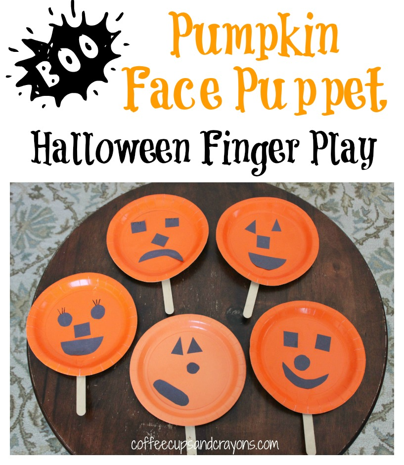 Pumpkin Patch Fingerplays