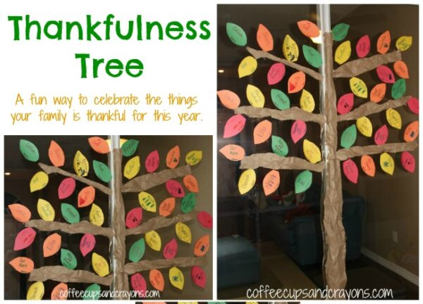 Create a Thankfulness Tree