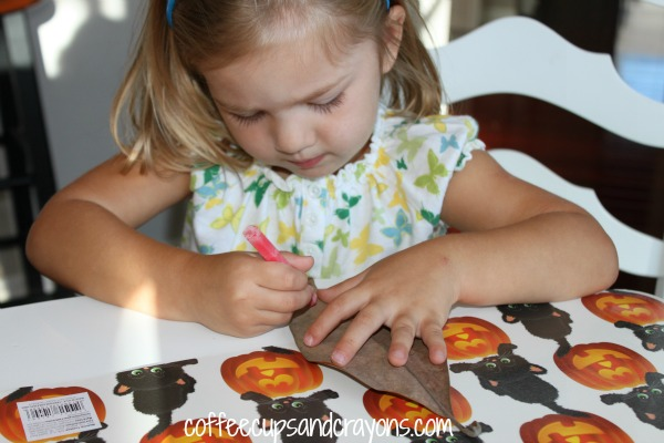 Leaf Coloring Activity for Kids
