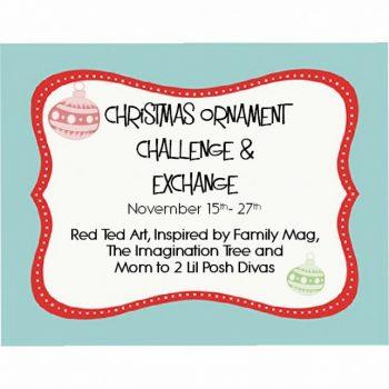 Christmas Fun: Holiday Ornament Exchange