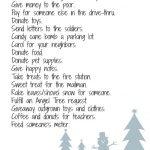 Advent Calendar Idea: Random Acts of Christmas Kindness
