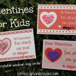 Valentines for Kids: I'm Stuck on You Printable