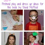 David McPhail Book Activities for Children