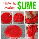 How to Make Slime and Valentines