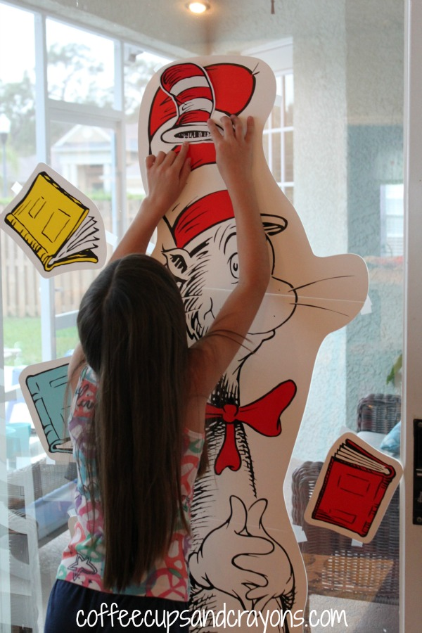 Dr. Seuss Non Standard Measurement Math Activity