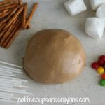 How to Make Peanut Butter Play Dough