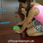 Frog Jump: Measurement and Gross Motor Activity
