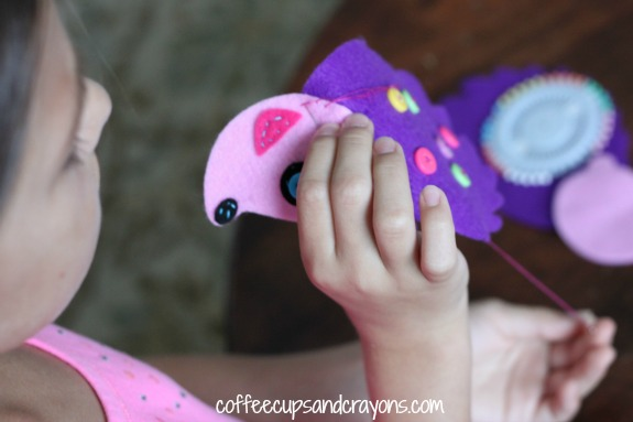 Kids Easy Sewing Project