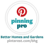 Better Homes and Gardens Pinning Pro