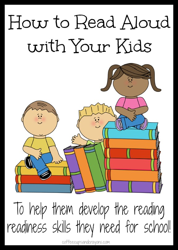 How To Read Aloud To Your Child