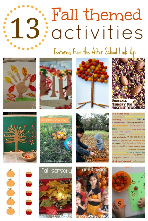 13 Super Fun Fall Activities For Kids