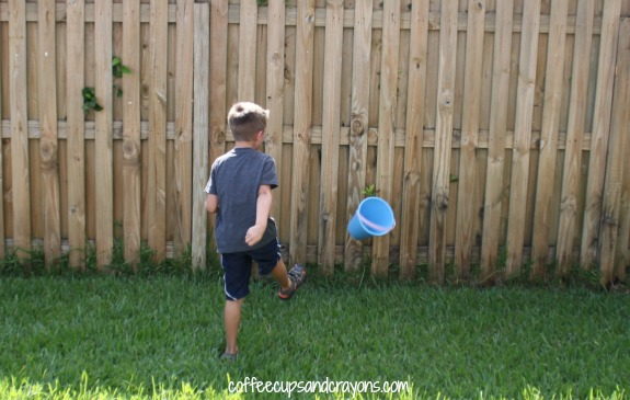 Kick the Can: Outdoor Game for Kids!