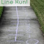 Number Line Run Math Game