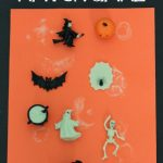 Halloween Matching Game for Kids