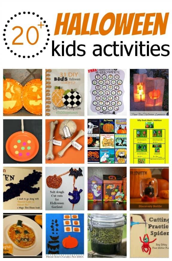 halloween kids activities more than 20 fun and free ideas to make halloween fun this - Halloween Fun Activities For Kids