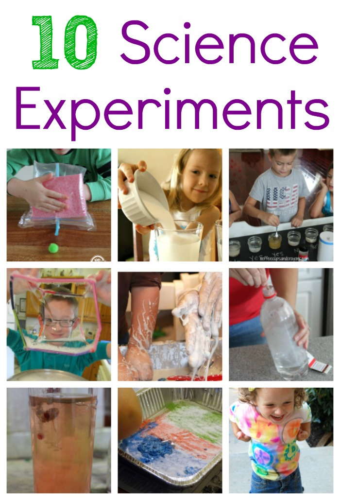 Cool Science Projects For Kids