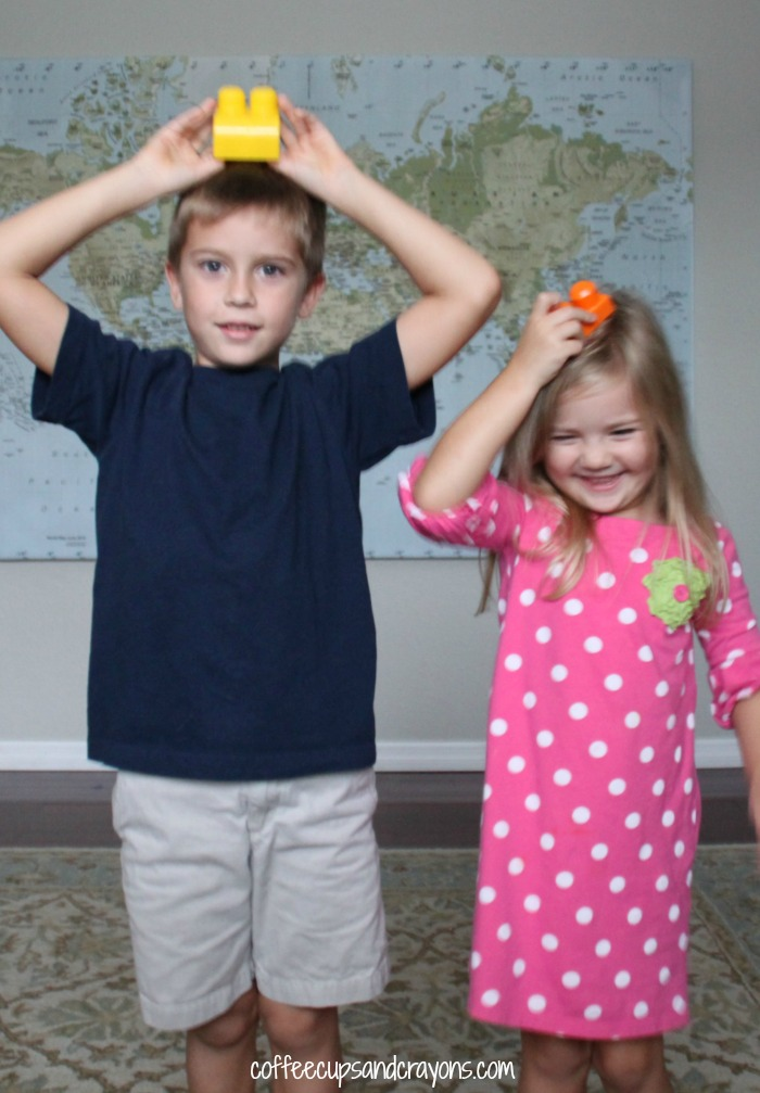Teach Kids to Follow Directions with a Relay Race Game!