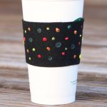 Homemade Coffee Cup Sleeve Craft