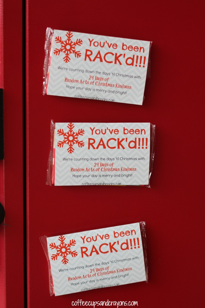 Leave a popcorn surprise for a stranger! A fun Random Act of Kindness for Kids!