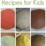 20+ Homemade Play Dough Recipes