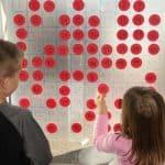 Sticky Hundreds Chart Math Activity