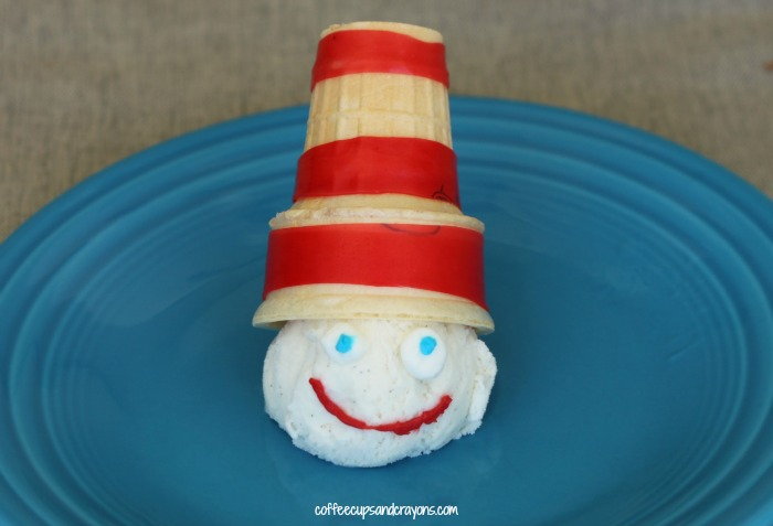 Cat in the Hat Kids Snack!