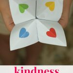 How to Make Kindess Cootie Catchers
