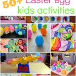50+ Ways to Play Learn & Craft with Plastic Eggs