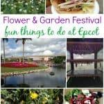Flower and Garden Festival Fun at Epcot