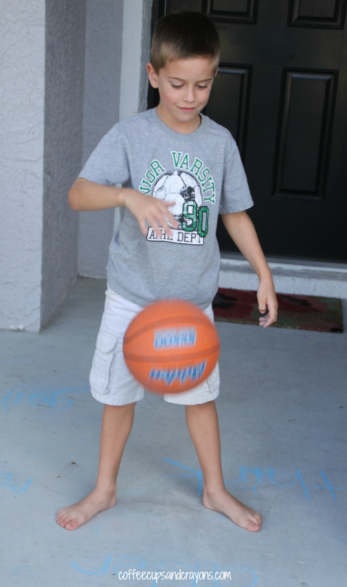 Make Sight Words FUN with Basketball!