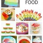 Fun Rainbow Food For Kids