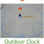 Telling Time Activity for Kids
