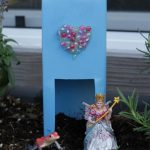 Upcycled Fairy House Craft