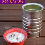 How to Make Ice Cream in a Coffee Can