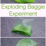 Exploding Baggie Science Experiment