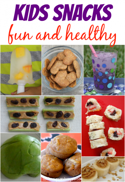 Healthy Afterschool Snacks for Kids