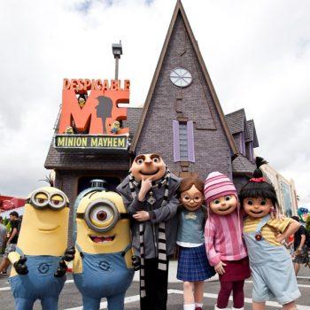 Planning a Trip to Universal Studios Florida