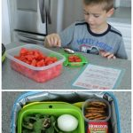Teach Kids to Pack Healthy School Lunches