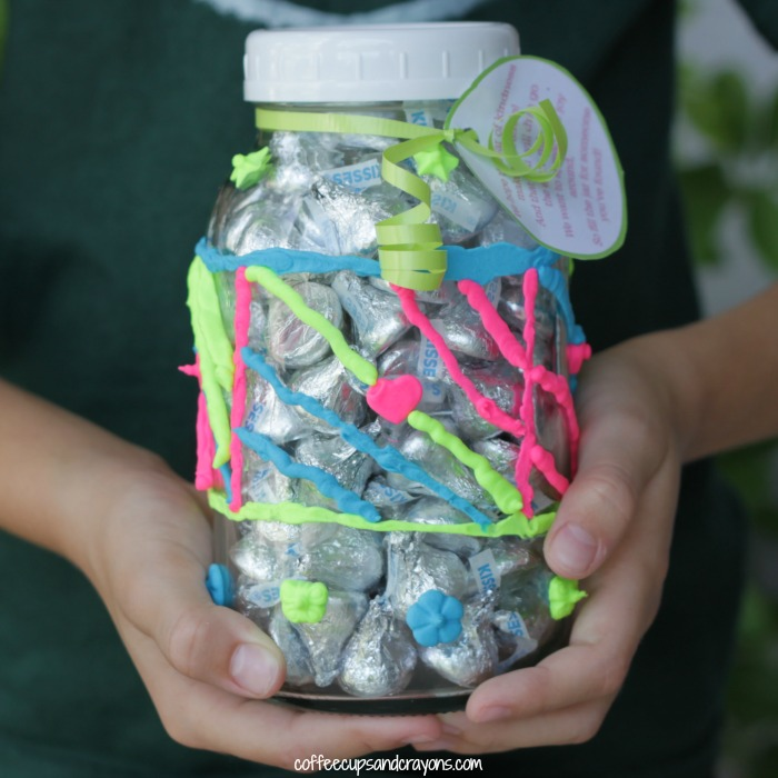 Kindness Jar for Kids with Free Printable