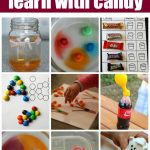10 Ways to Learn with Candy