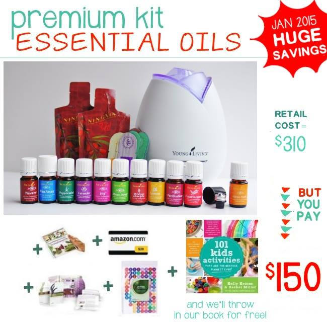 The BEST Essential Oils Deal for January!