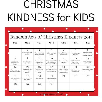 random acts of Christmas kindness Archives | Coffee Cups and Crayons