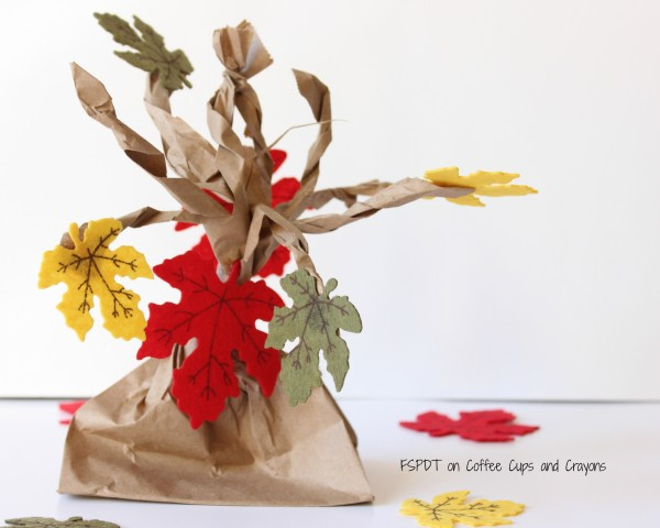 Simple Fall Craft for Kids!