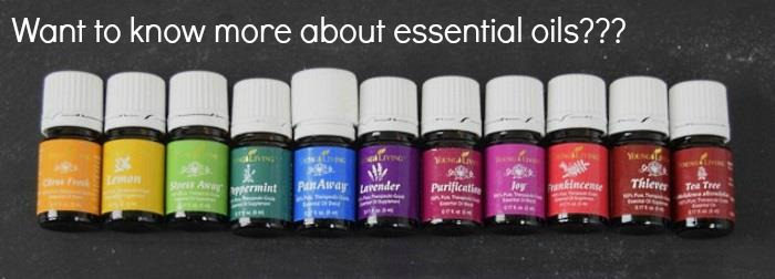 Join the fun with Young Living Essential Oils