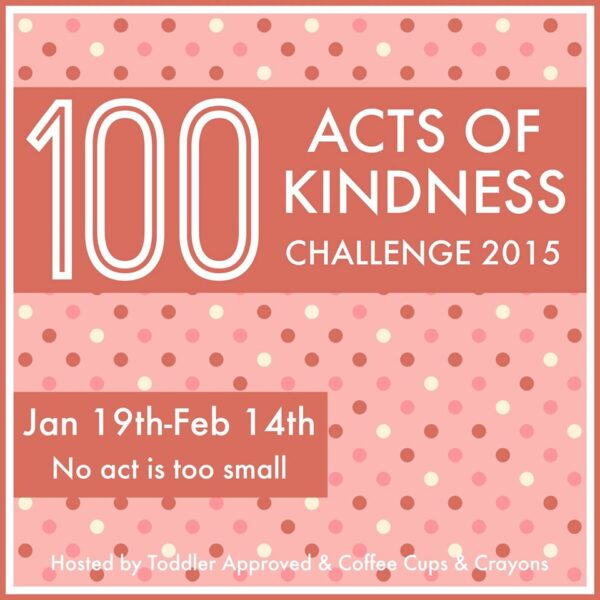 100 Acts of Kindness Project! Join in!