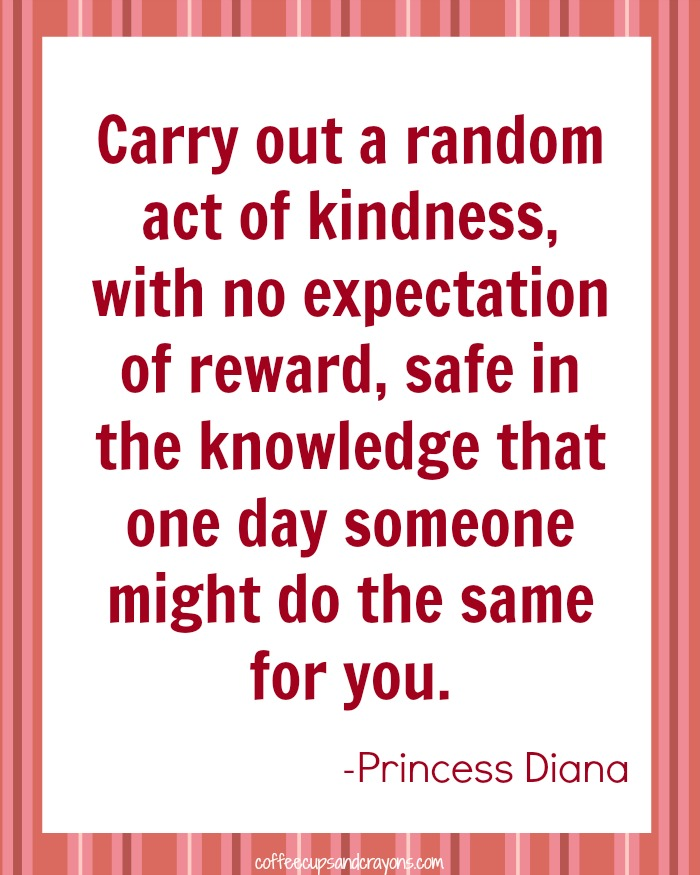 Acts Of Kindness Quotes: 100 Acts Of Kindness Challenge Week 1
