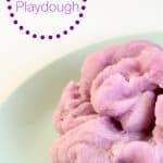 Lavender Playdough